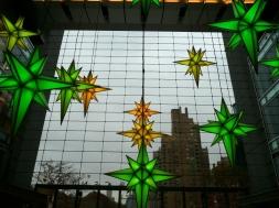 Time Warner Center Holiday Light Show