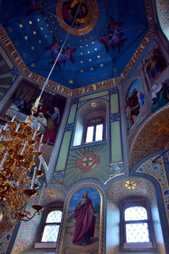 Church of the Assumption of the Virgin in Suzdal