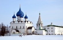 Suzdal Kremlin and The Nativity Cathedral