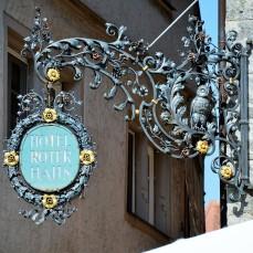 Rothenburg shop sign 7